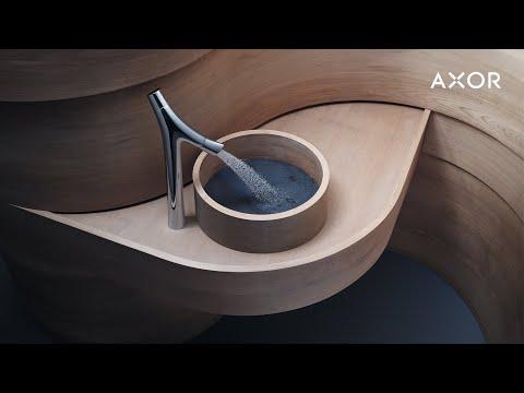 AXOR Starck Organic | Органично-минималистичный дизайн ванной