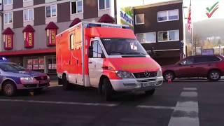 Hagen-Haspe – Verkehrsunfall mit fünf verletzten Personen