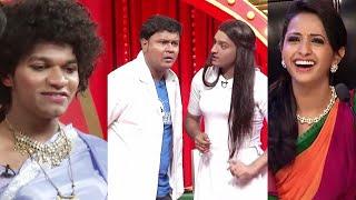 Jabardasth Bhaskar & Jabardasth Avinash Performance - Baddam Bhaskar Skit - Kiraak Comedy Show - MALLEMALATV