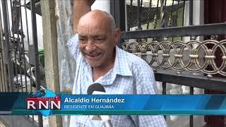 Temor en familias de Guajimía por lluvias