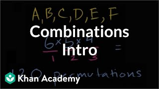 Introduction to combinations