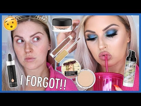 GRWM ? Full Face Of Makeup I FORGOT ABOUT ?