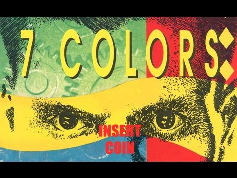 7 Colors (1991) - PC - El intento de Infogrames de seguir a Tetris