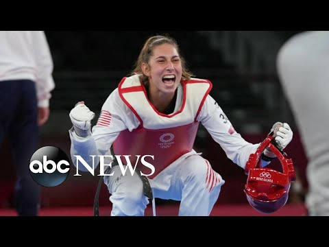 Olympics athletes compete for glory amid controversy over COVID-19 pandemic | Nightline