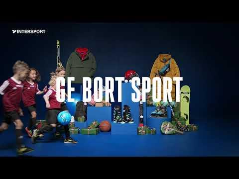 Intersports Julkampanj 2020 15s