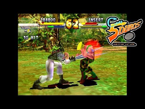 "[BIS] STREET FIGHTER EX 2 PLUS (DOCTRINE DARK) - ""CON 5 DUROS"" Episodio 86 (1cc) (CTR)"
