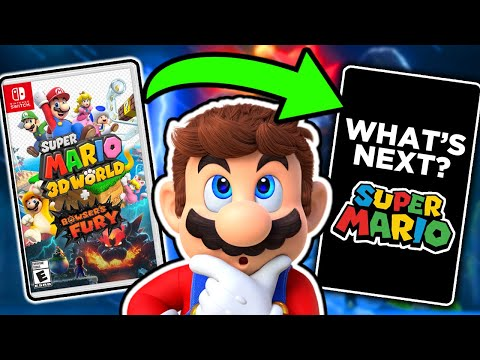What Will The Next BIG Mario Game Be AFTER Bowser s Fury? (The Future of 3D Mario!)