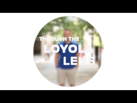 Through the Loyola Lens: Blake Keller
