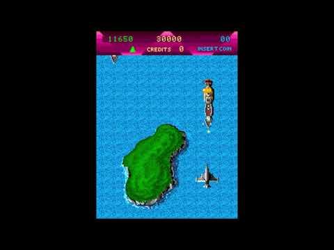 WAR MISSION -arcade preservado de EFO SA-