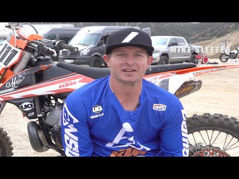 2018 TransAm Vet Classic | Mike Sleeter | TransWorld Motocross