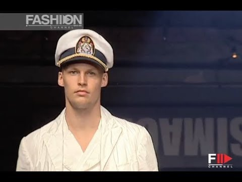 DENIS SIMACHEV Spring Summer 2006 Menswear Milan - Fashion Channel