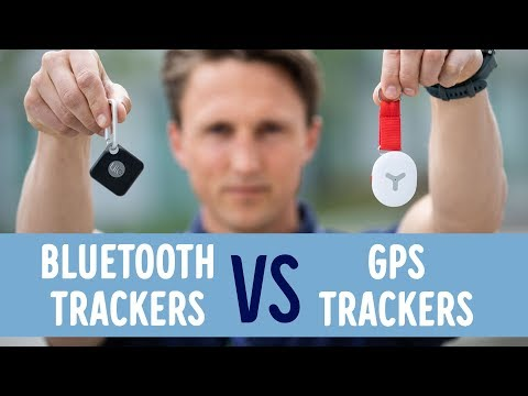 Smart Trackers. Bluetooth vs. GPS. Hvordan fungerer de?