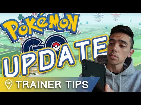 connectYoutube - POKÉMON GO v0.95.3: NEW POKÉMON, NEW MOVES, QUESTS | Pokémon GO Update