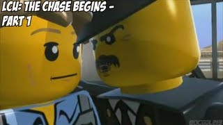 Lego City Undercover: The Chase Begins Walkthrough - Part 1 of 13