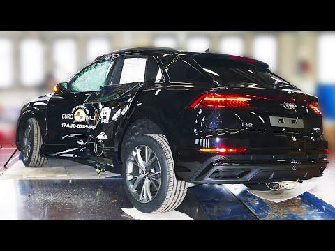 2020 Audi Q8 ? Side Crash Test