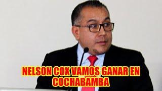 NELSON COX VAMOS GANAR EN COCHABAMBA EXPLICANDO NUESTRO PLAN DE GOBIERNO ..