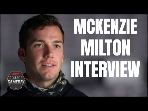 UCF Knights QB McKenzie Milton's long road back from injury | College GameDay