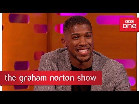 connectYoutube - Graham Norton tries out Anthony Joshua's training routine - The Graham Norton Show - BBC One