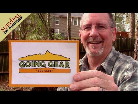 Going Gear EDC Club Video 1