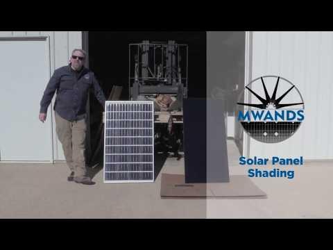 Solar Panel Shading - How Shading Impacts Solar Panel Output