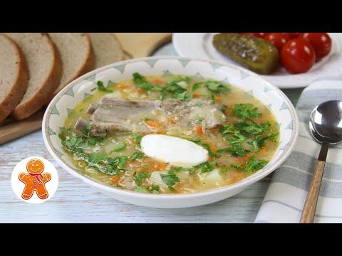 Капустняк Запорожский ✧ Украинская кухня