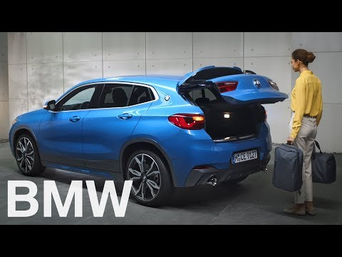 Open the tailgate without hands - Comfort Access with Smart Opener - BMW How-To