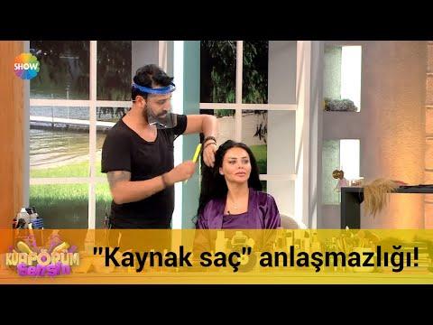 Pınar ve Taner'in ''kaynak saç'' anlaşmazlığı!