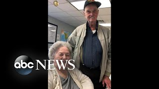 Couple married for 72 years reunites after 57 days | WNT