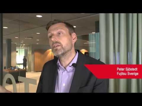 Dagens och morgondagens arbetsplats - Peter Sjöstedt, Fujitsu