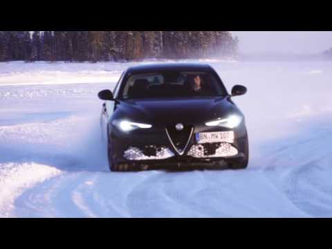 Magna Powertrain Winter Test 2017: Sweden