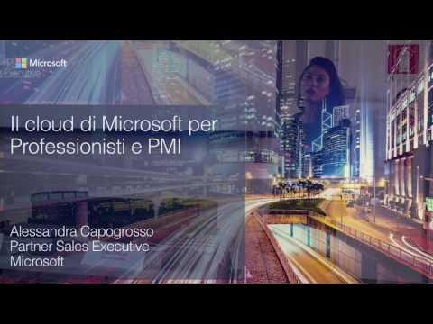 L'Informatica leggera come una nuvola - Microsoft
