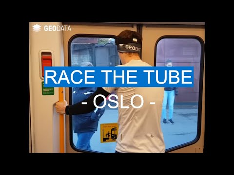 Race the tube Oslo