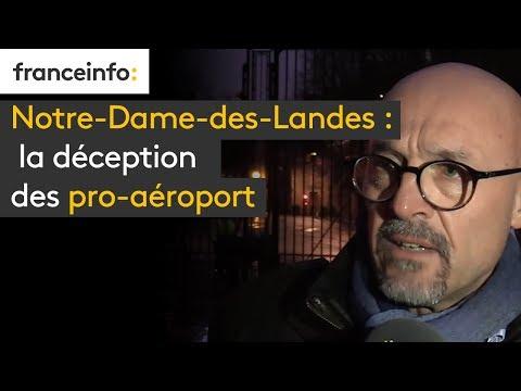 connectYoutube - NDDL : la déception des pro-aéroport