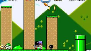 Walkthrough Super Mario World Vip & Wall Mix 1 Episode 2