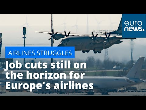 Airlines struggles: Job cuts still on the horizon for Europe's airlines despite flights resuming photo
