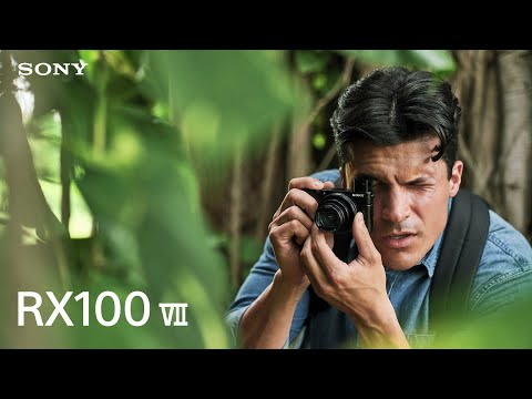 FIRST LOOK: RX100 VII