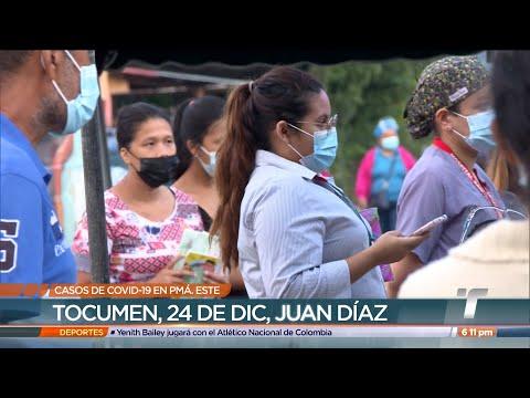 Incrementan los casos de COVID-19 en jóvenes en Panamá Este