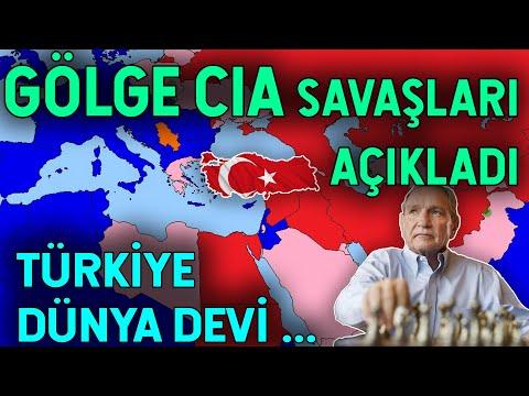 Gölge CIA Tarih Verdi! Türkiye'nin Durumu…