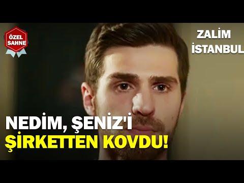Nedim, Şeniz'i Şirketten Kovdu! - Zalim İstanbul Özel Klip