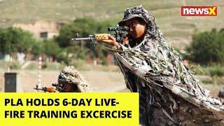 PLA holds 6-day live-fire training exercise | NewsX - NEWSXLIVE