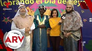 México celebra el Día de Reyes rompiendo mil piñatas   Al Rojo Vivo   Telemundo