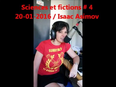 Vid�o de Isaac Asimov