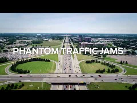 Ford Driving Tech Can Help Reduce Frustrating Phantom Traffic This Summer