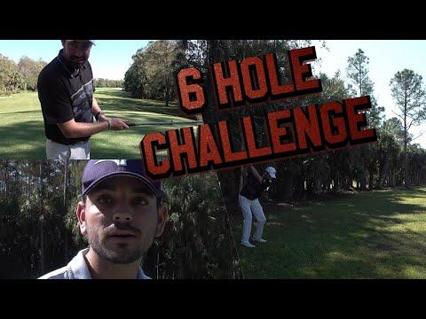 6 Hole Challenge (Cypress, Bonita Bay Club)