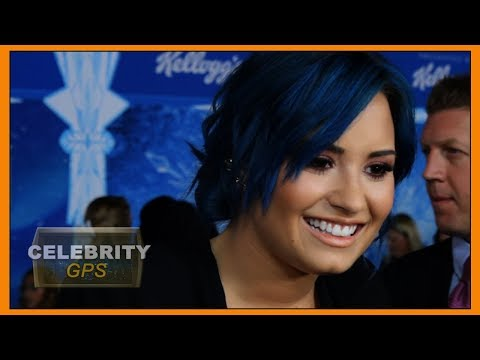 Demi Lovato opens up about eating disorder - Hollywood TV