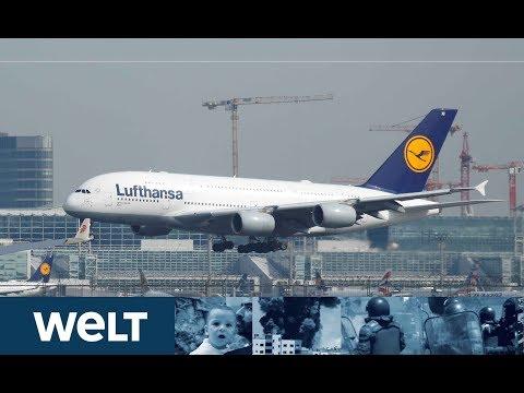 ANGST VOR ABSCHUSS: Lufthansa streicht Flüge nach Teheran