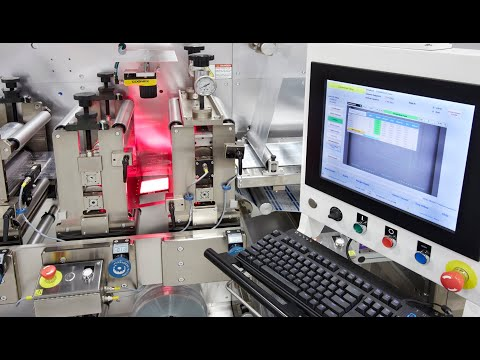 MOD-Track® Vision Inspection Systems by Delta ModTech