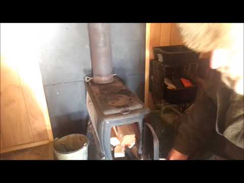 Trappers Cabin Season 2 Part 13 Wood Stoves