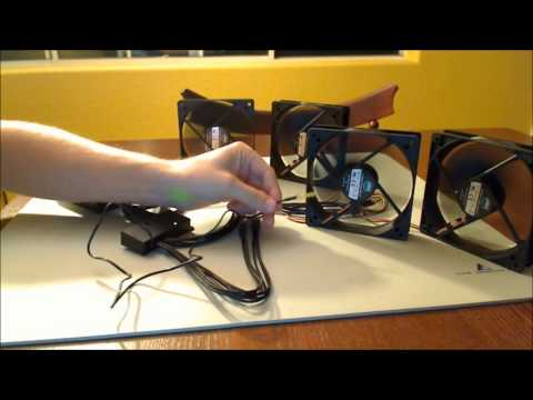 Entertainment Center Cooling System overview video