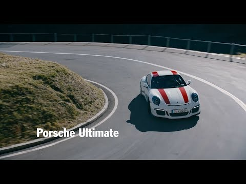 Porsche Ultimate ? Drive & Experience
